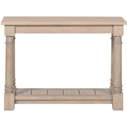 Edinburgh Rectangular Side Table - Neptune Furniture