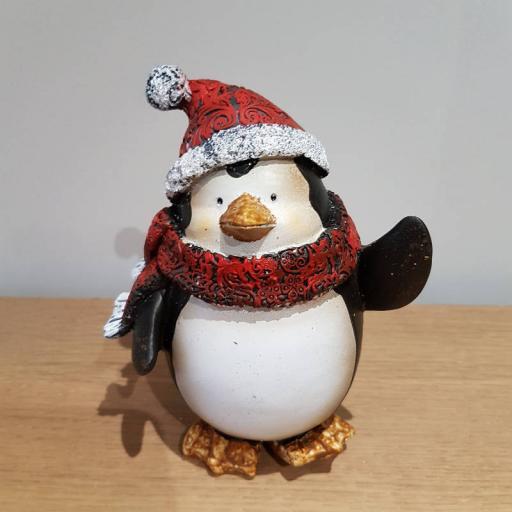 Penguin Standing Ben 22290 - Flame