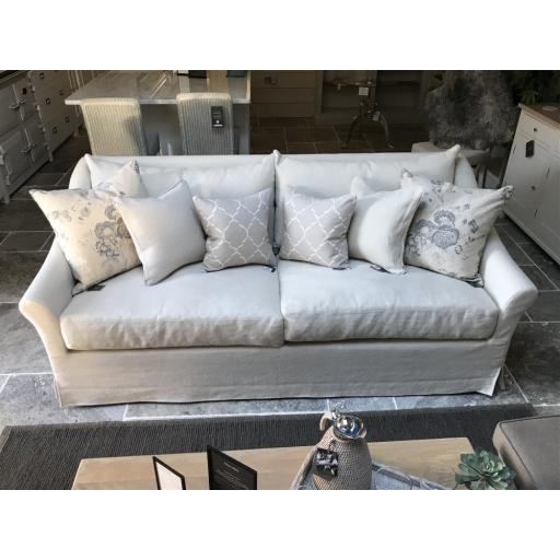 Neptune Long Island Large Sofa in Pale Oat - Neptune Furniture Clearance
