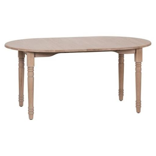 Sheldrake Oval Extending Table 4 - 6 Seater - Neptune Furniture