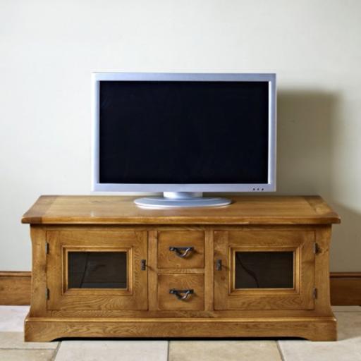 Chatsworth TV Cabinet CT2883 - Old Charm Furniture