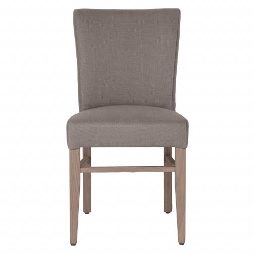 Miller Dining Chair in Hugo Spelt - Neptune Furniture
