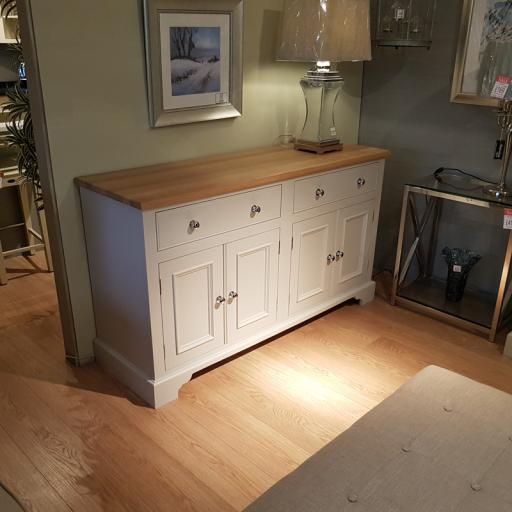 Neptune Chichester 5ft Sideboard - Neptune Furniture Clearance
