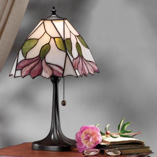 Botanica Medium Table Lamp - Interiors 1900 Tiffany Light