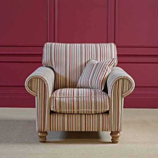 LAV140 The Lavenham Chair - Wood Bros Old Charm Furniture