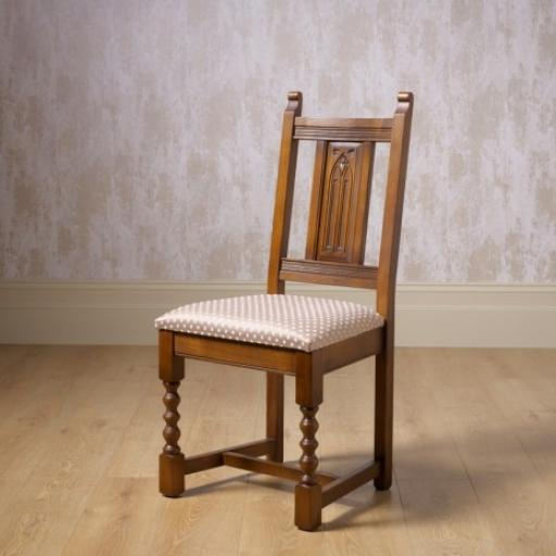 2286 Dining Chair - Old Charm Furniture - Wood bros
