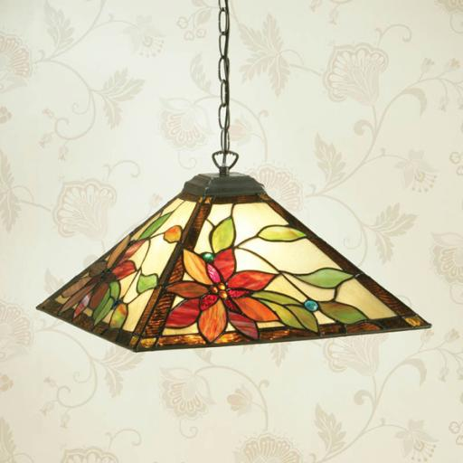 Lelani Medium Pendant - Interiors 1900 Tiffany Lighting
