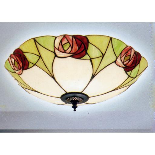 Ingram Ceiling Light - Interiors 1900 Tiffany Lighting