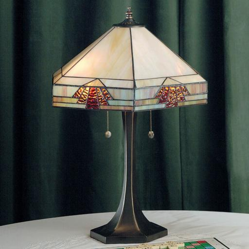 Nevada Large Table Lamp - Interiors 1900 Tiffany Lighting