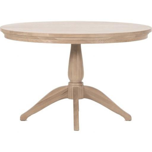 Henley Round Dining Table - 4 Seater - Neptune Furniture