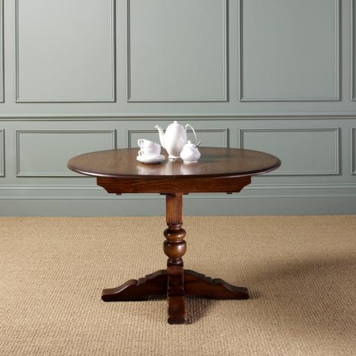 2472 Aldeburgh Dining Table - Old Charm Furniture - Wood Bros