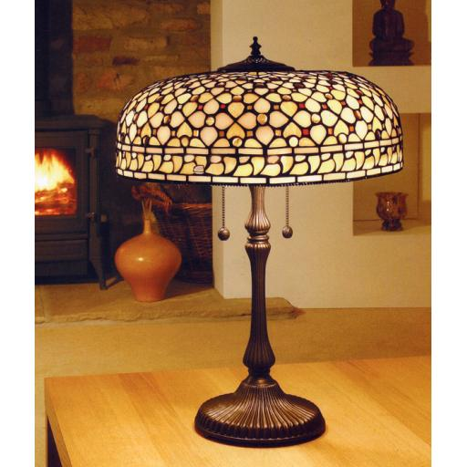 Mille Feux Large Table Lamp - Interiors 1900 Tiffany Lighting