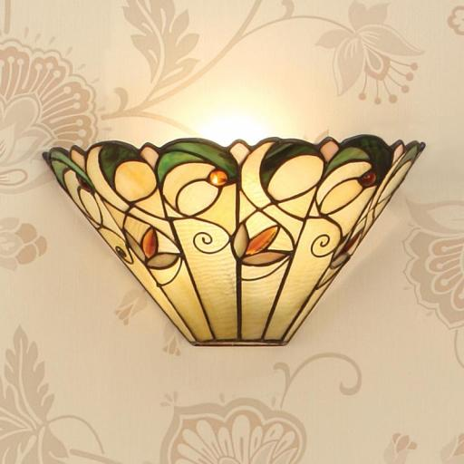 Jamelia Wall Light -Interiors 1900 Tiffany Lighting