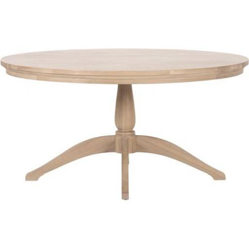 Henley Round Dining Table - 6 Seater - Neptune Furniture