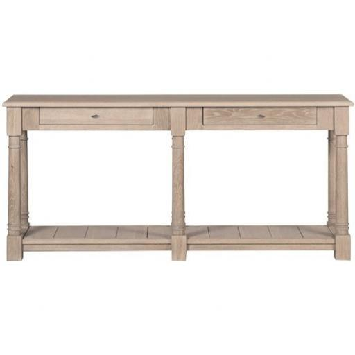 Edinburgh Console Table, Large - Neptune Furniture