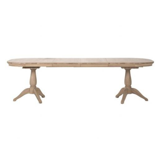Henley 6-10 Seater Extending Dining Table - Neptune Furniture