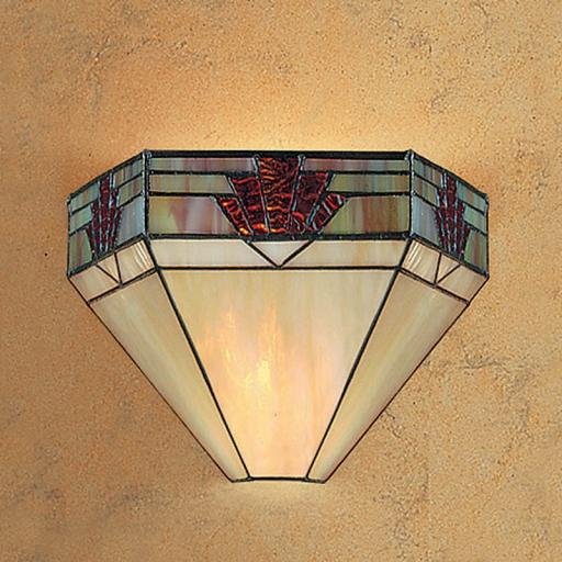 Nevada Wall Light - Interiors 1900 Tiffany Lighting