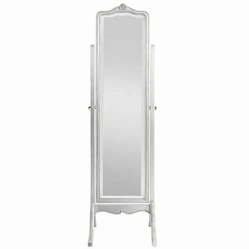 Sophia Cheval Mirror - Winsor Furniture WB15WS