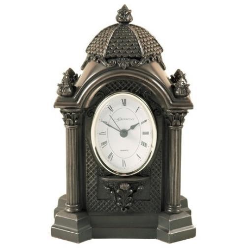 Oval Clock U17 - Genesis