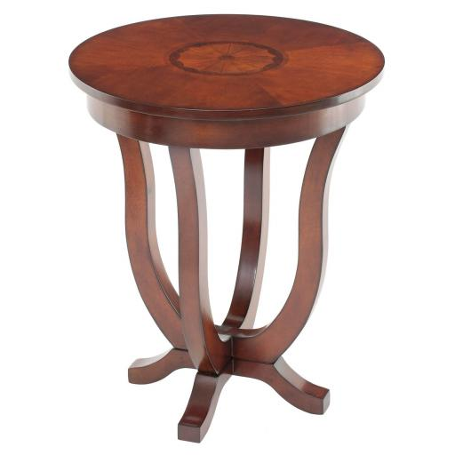 Round End Table PUT011 - Mindy Brownes