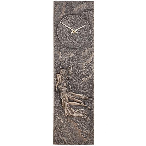 White Water Wall Clock PP036 - Genesis