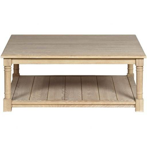 Edinburgh Coffee Table, Square - Neptune Furniture