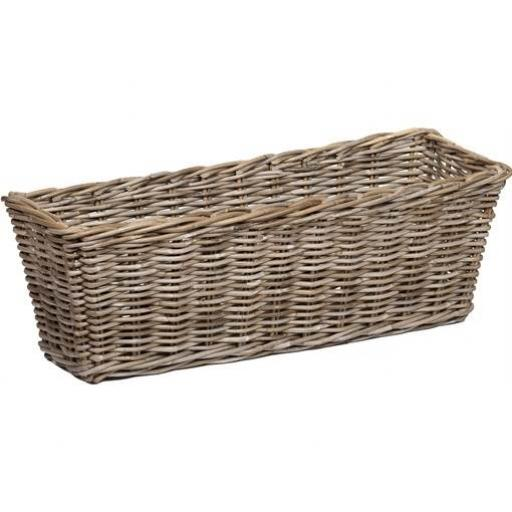 Somerton Under console basket, large - Neptune Home Furniture