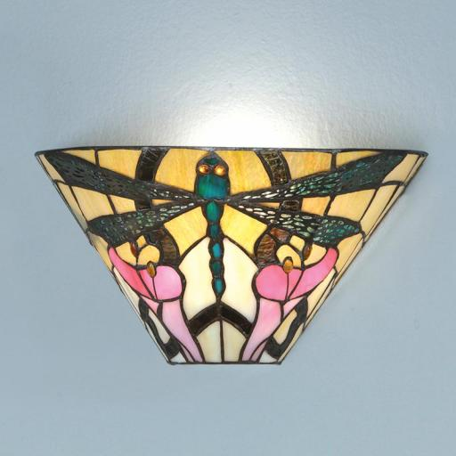 Ashton Wall Light - Interiors 1900 Tiffany Lighting