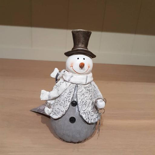 Italic Snowman 22336 - Flame