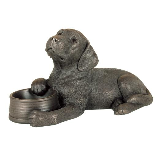 Labrador with Bowl TM111 - Genesis