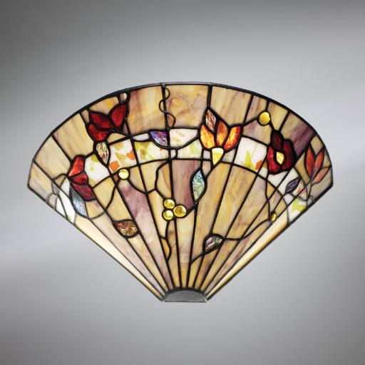 Bernwood Wall light - Interiors 1900 Tiffany Light