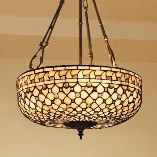 Mille Feux Pendant - Interiors 1900 Tiffany Lighting