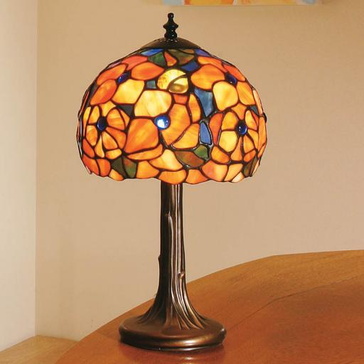 Josette Small Table Lamp - Interiors 1900 Tiffany light