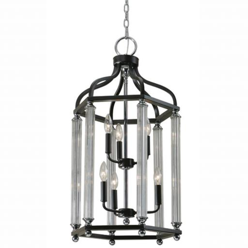 Chatsworth 6 Light Chandelier 21262 - Mindy Brownes Lighting
