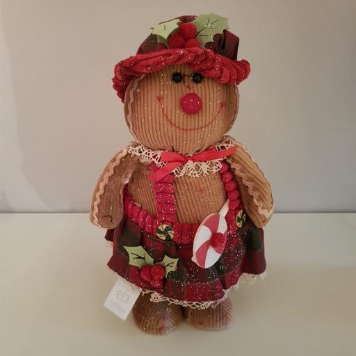 Gingerbread Woman Small 54286 - Enchante