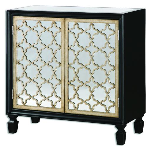 Franzea Console Cabinet 24498 - Mindy Brownes