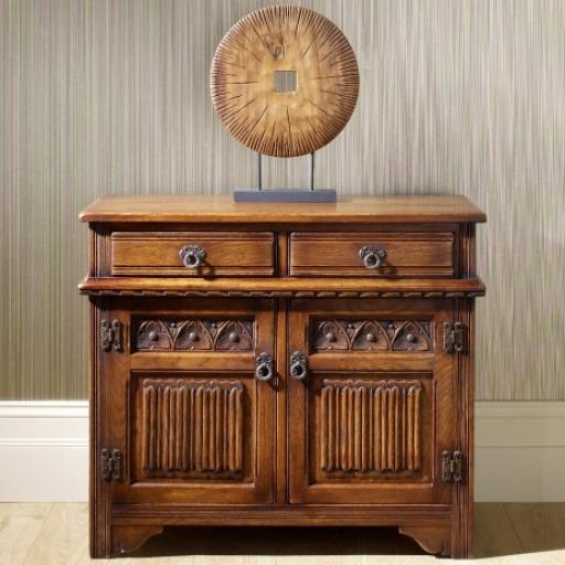 1631 Sideboard - Old Charm Furniture - Wood Bros