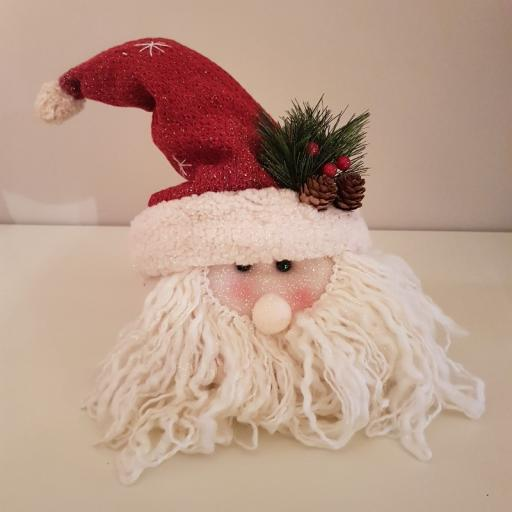 Xmas Head Santa 54311 - Enchante