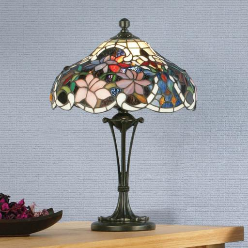 Sullivan Small Table Lamp - Interiors 1900 Tiffany lighting