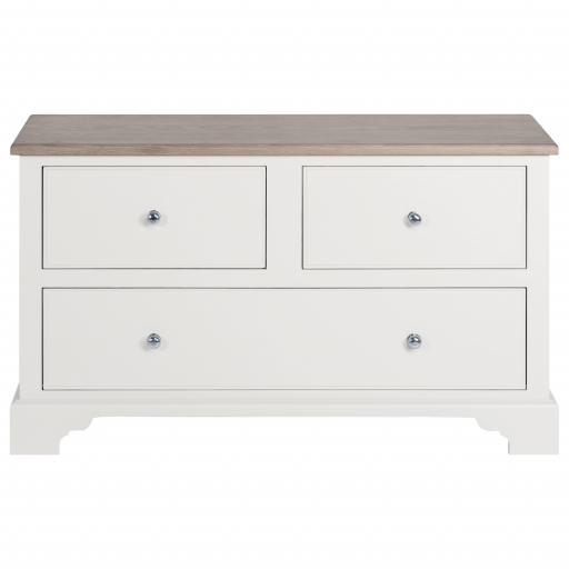 Chichester Housekeeper's Cupboard Base - Neptune Furniture