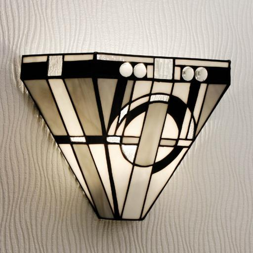 Metropolitan Wall Light - Interiors 1900 Tiffany Lighting