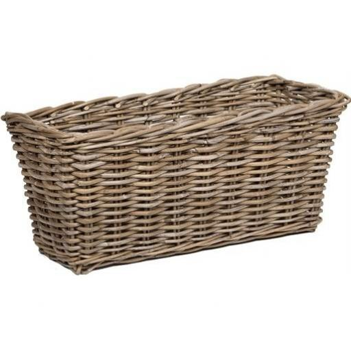 Somerton Under console basket, medium - Neptune Home Furniture