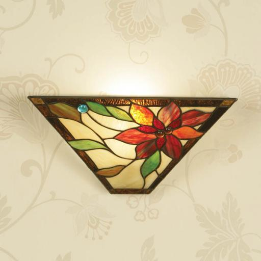 Lelani Wall Light - Interiors 1900 Tiffany Lighting