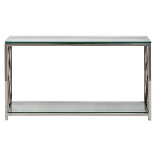 Manhattan Console Table, Large - Neptune Home Furniture