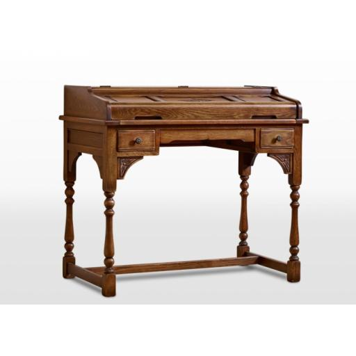 OC2805 Writing Desk - Old Charm Furniture - Wood Bros