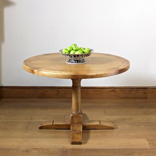 Chatsworth Round Dining Table CT2874 - Old Charm Furniture