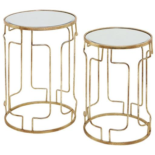 Cliona Tables - Set of 2 - BA003 - Mindy Brownes Furniture