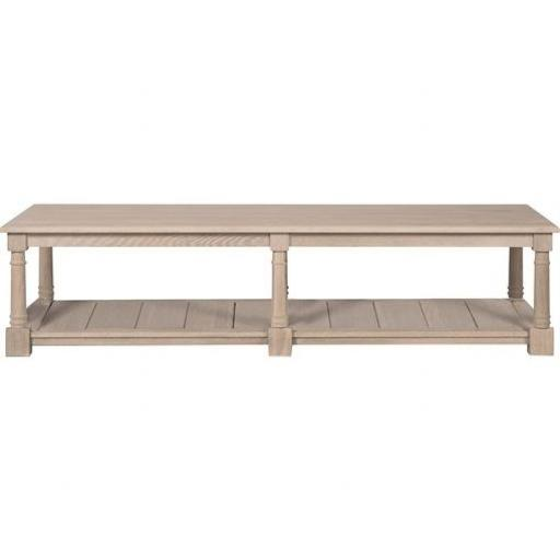 Edinburgh Coffee Table, Large - Neptune Furniture