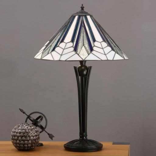 Astoria Medium Table Lamp - Interiors 1900 Tiffany Lighting