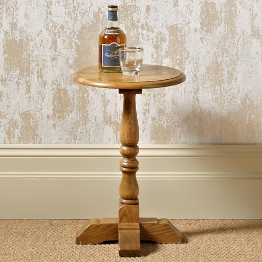 OC2217 Wine Table - Old Charm Furniture - Wood Bros